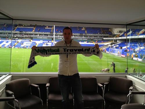 R. van Haastrecht na Tottenham Hotspur-Chelsea
