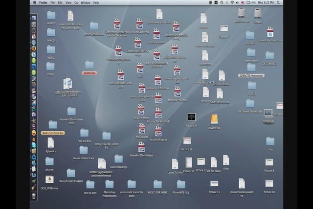 Desktop Snaps 2009-2012