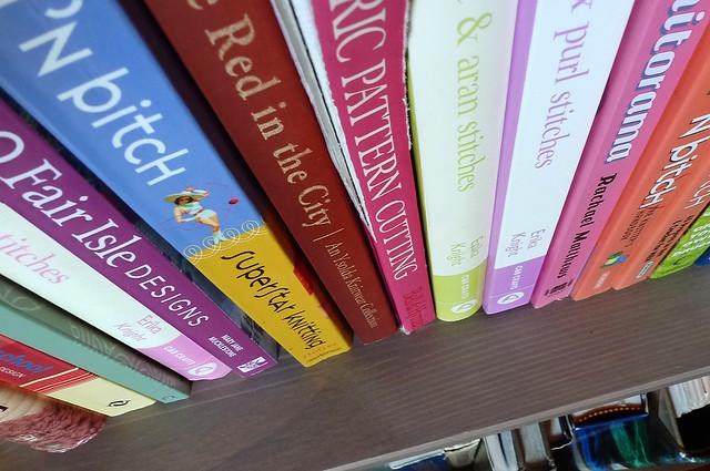 009/365: My Bookshelf