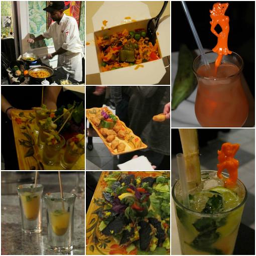 Tropical Restaurants Nyc