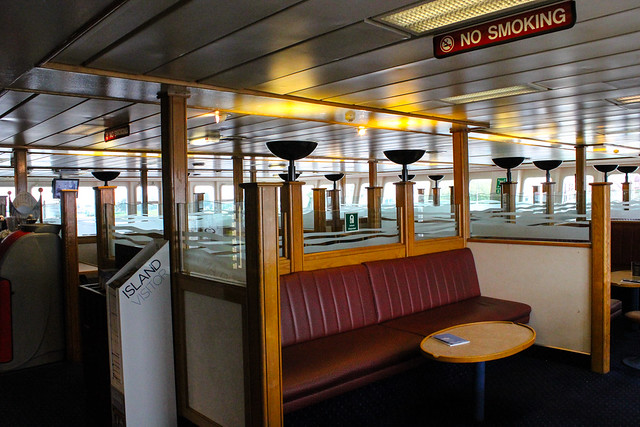 Ferry de Southampton a East Cowes