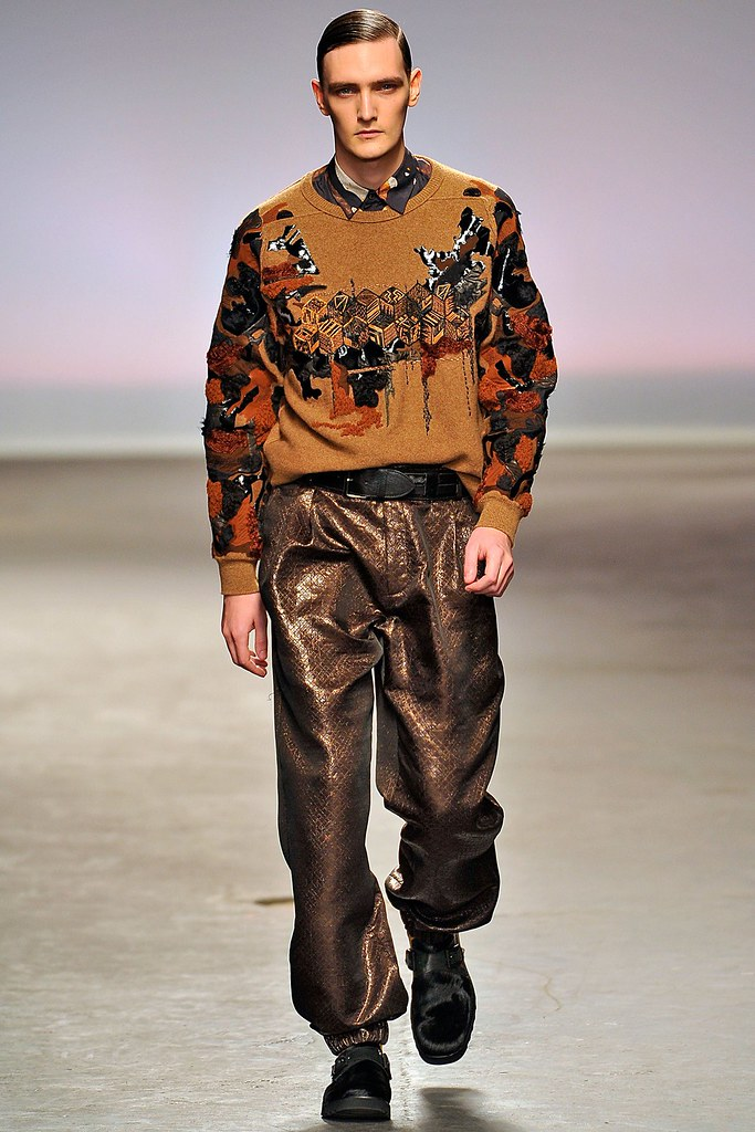 FW13 London James Long022_Yannick Abrath(GQ)