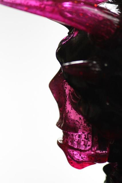 Skull BxBxCosmo-WRD Mask & skull brain body