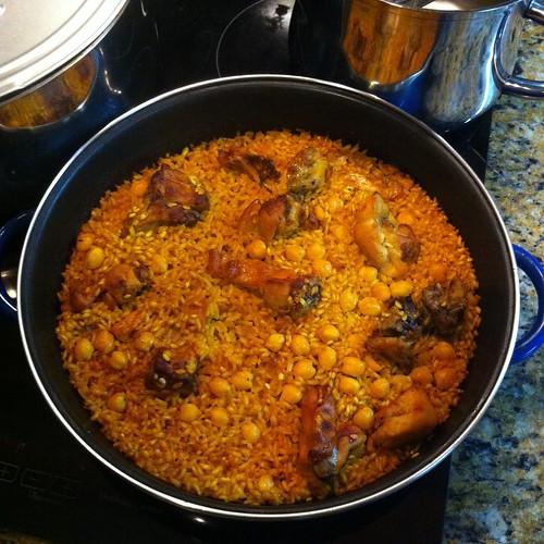 espana-paella