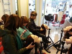 Dạy nghề tạo mẫu tóc chuyên nghiệp Học viện Korigami Hà Nội 0915804875 (www.korigami (50)