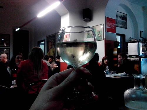 """Un bicchiere di vino al """"Brutto Anatroccolo"""" by Ylbert Durishti"""