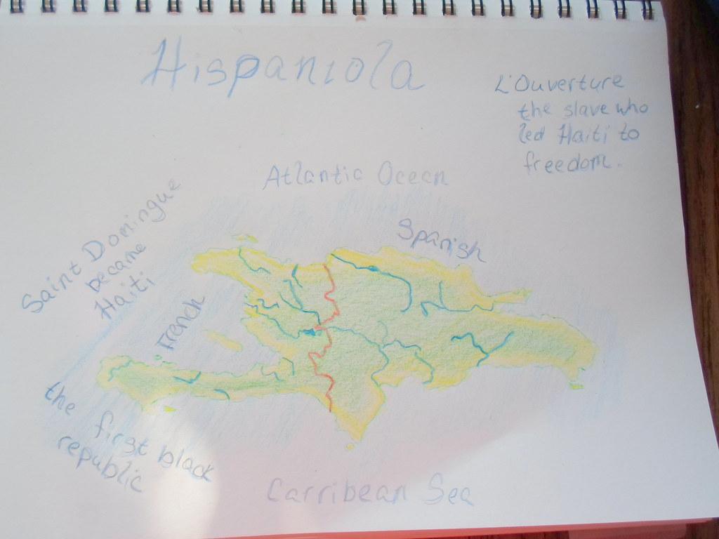 map transfer