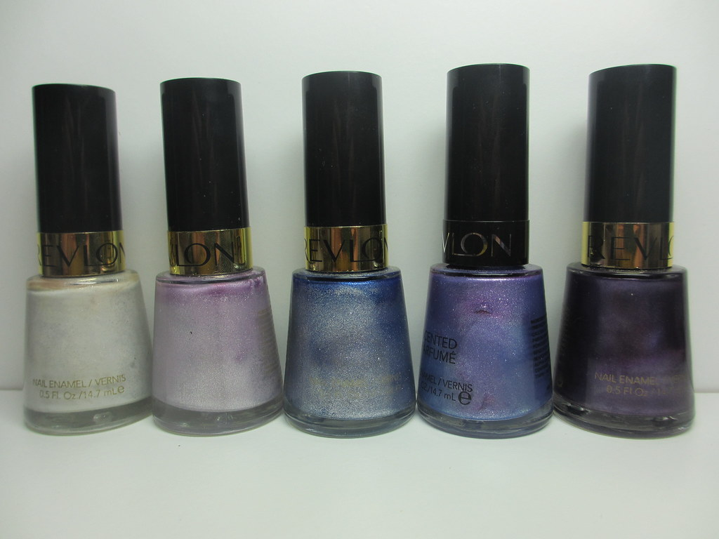 Knicksandnails Nail Polish Collection Revlon January 2013