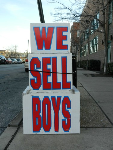 Boys For Sale....