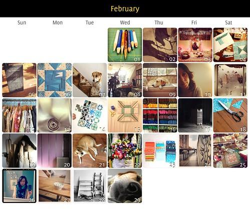 February 2012 : 365