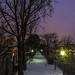 Il neige sur Paris - 20 janvier 2013 ©y.caradec
