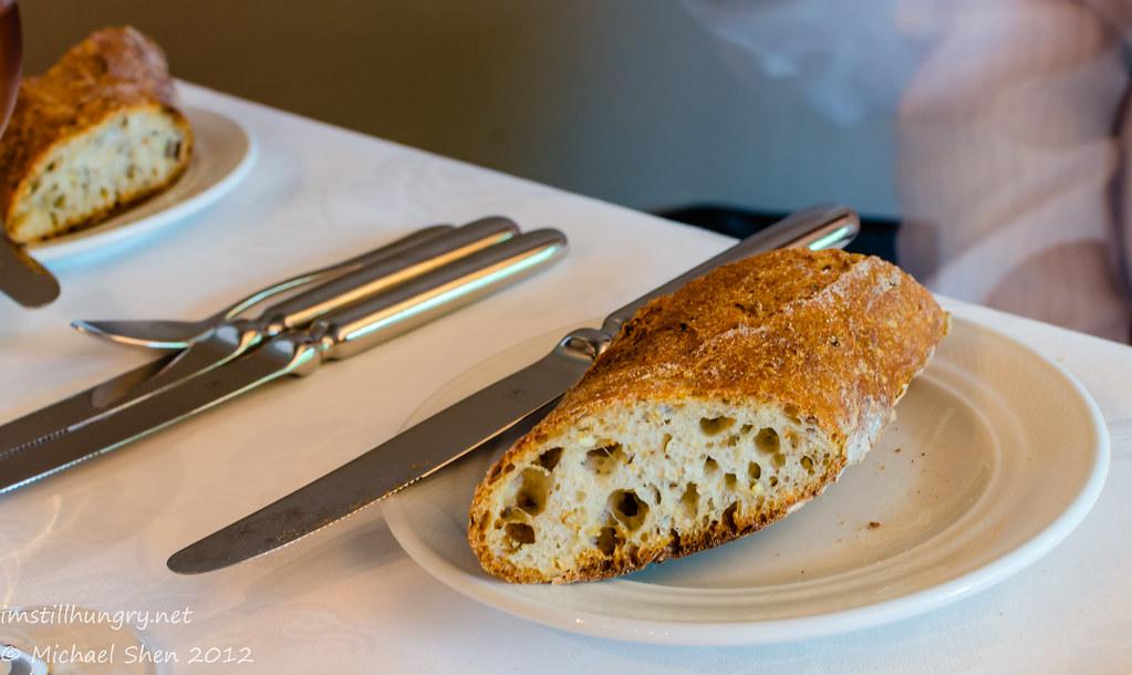 Tetsuya's - bread starter