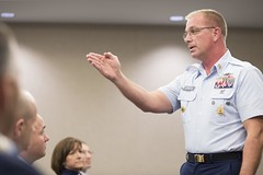 MCPOCG Leavitt visits CG Recruiting Command - 1