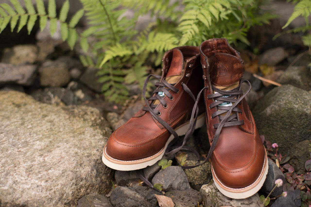 WOLVERINE X FILSON Emerson Boots