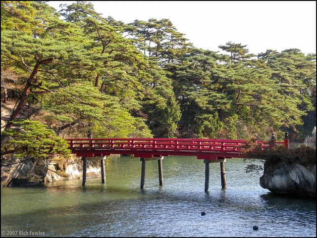 Bridge to Oshima