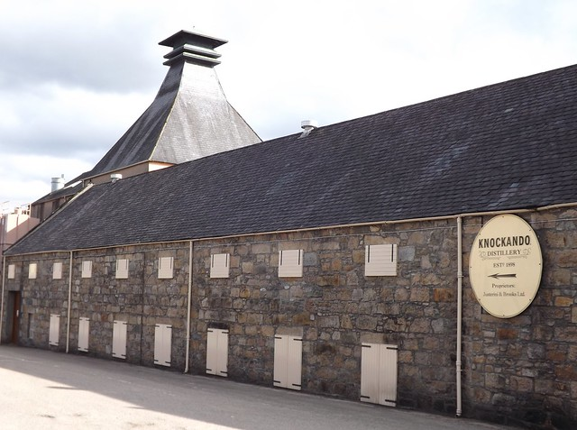 Knockando Distillery