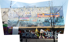 One City Indivisible mural