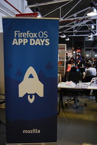 FirefoxOS AppDays