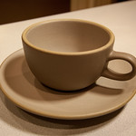 New cup and saucer from Heath Ceramics
