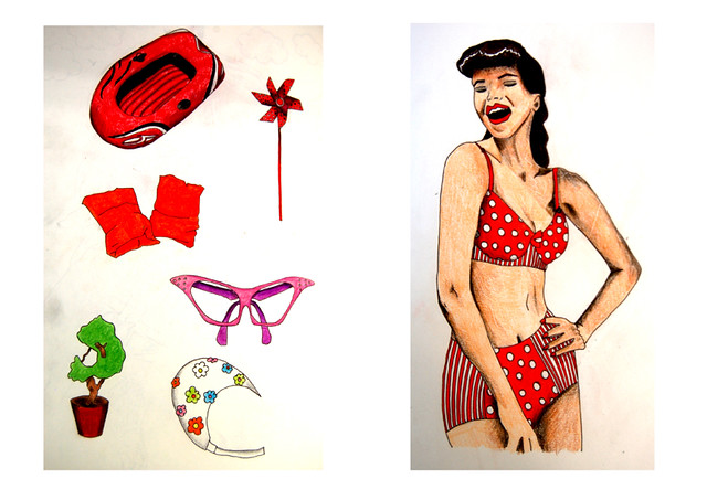 Vintage Style Accessories for All Occasions Pinup Girl