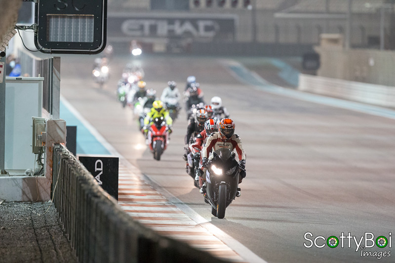 Yas Marina Track Attack Rider Initiation