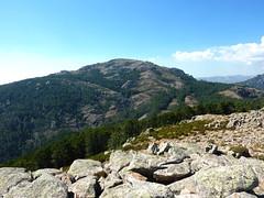 Bergeries de Luviu : de la pointe 1221, Monte Calva