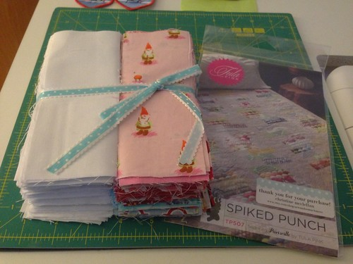 Spiked Punch Quilt Kit