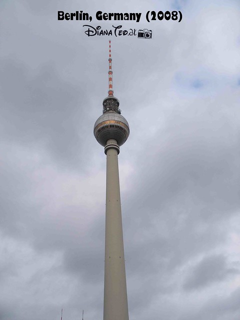 Berlin Fernsehturm 01