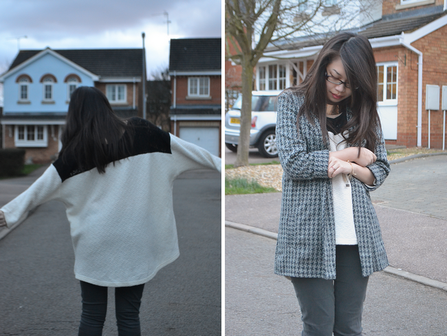 daisybutter - UK Style and Fashion Blog: what i wore, casual outfit, ootd, wiwt, fashion blogger, yesstyle, SS13