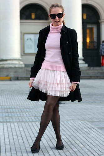 Street ballerina 1