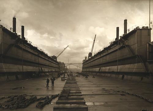 HM floating dock, Medway