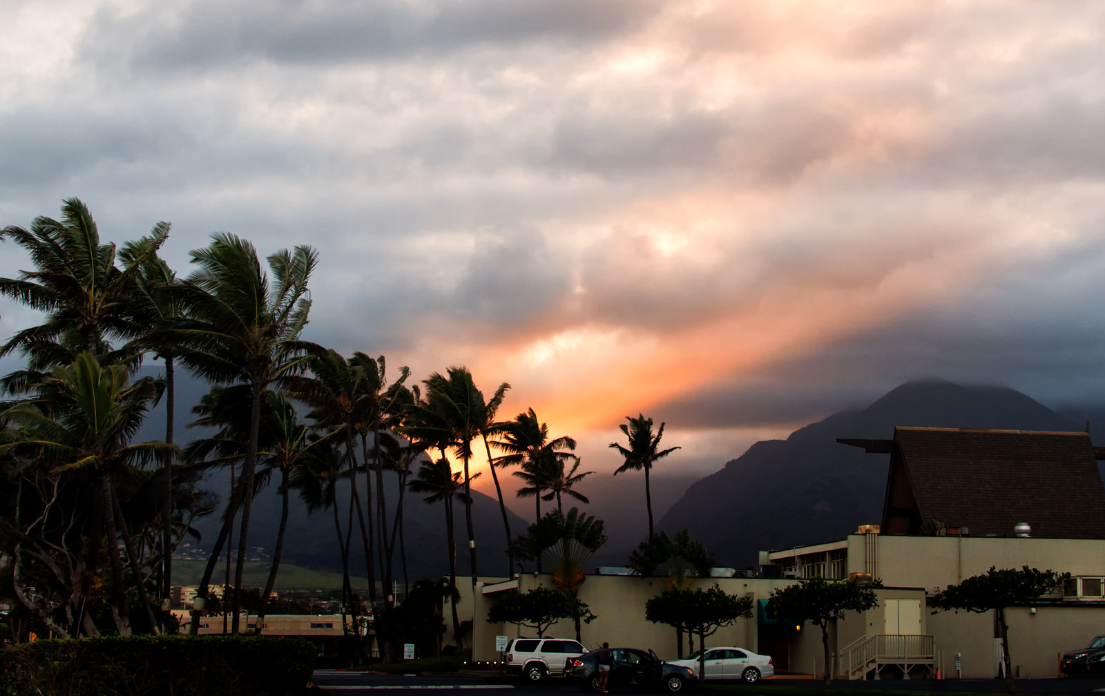 Kahului Sunset