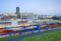 Sheffield City Centre & Supertram