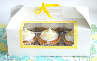 Gluten free Lemon meringue cupcake recipe