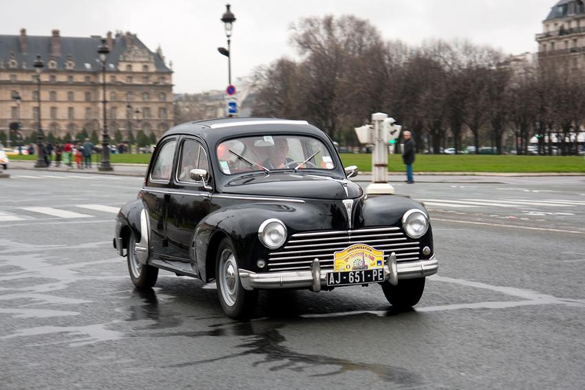 1948–60 Peugeot 203 2