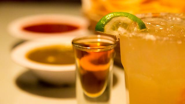 Cadillac Margaritas at Darios