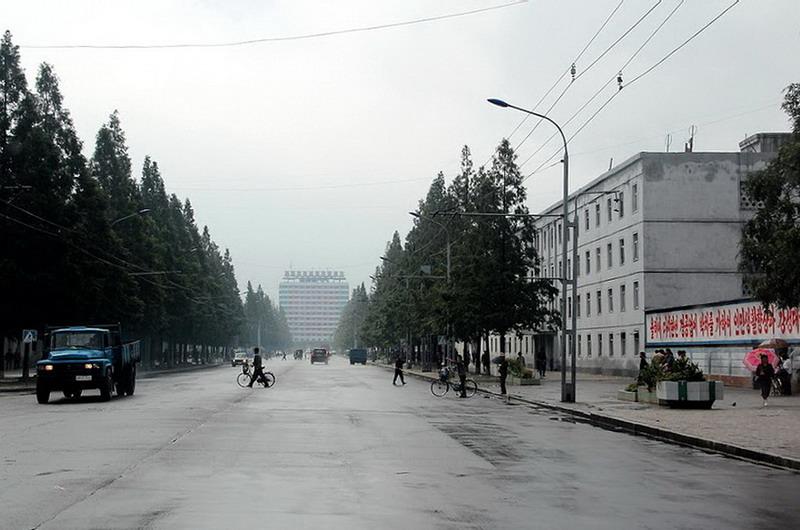 North Korea. Bikes(5)