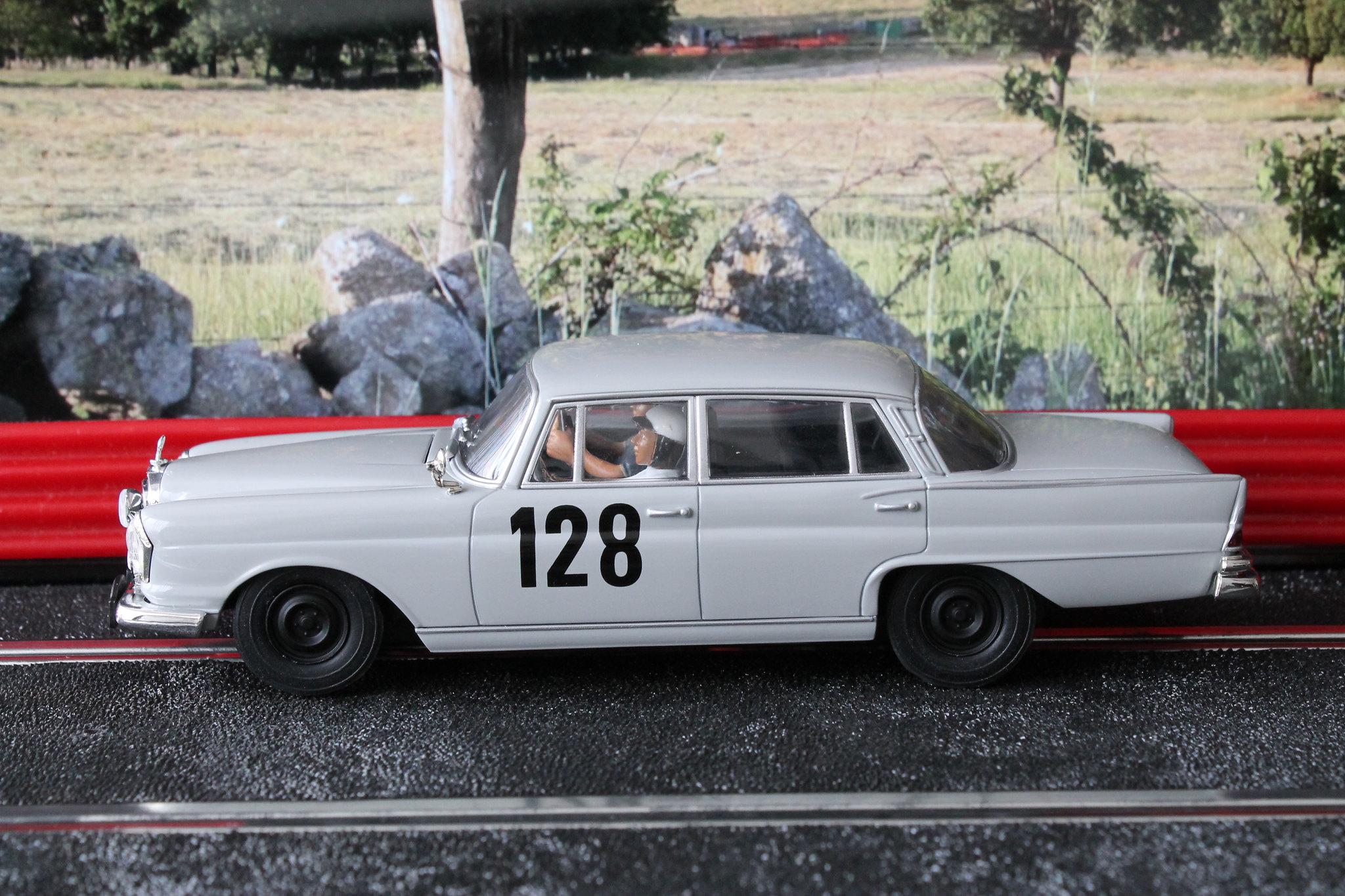 Mercedes benz 220 se walter schock rally de monte for Walters mercedes benz