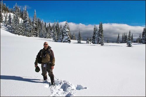 snow snowshoe snowshoeing manningprovincialpark