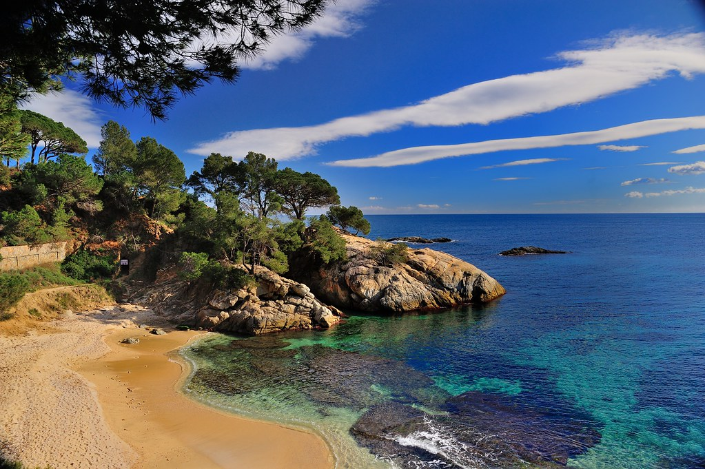 Три кита: Италия, Франция, Испания - море
