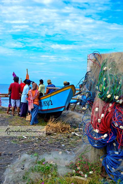 Pelelangan Ikan