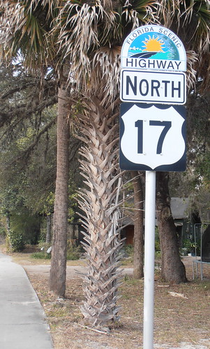 CC Hwy 17 sign use this