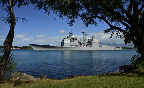 USS Port Royal (cg73)