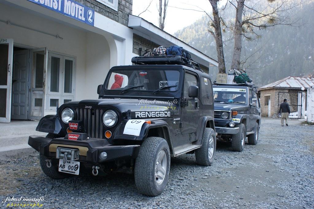 Muzaffarabad Jeep Club Neelum Snow Cross - 8468202719 93639061b5 b