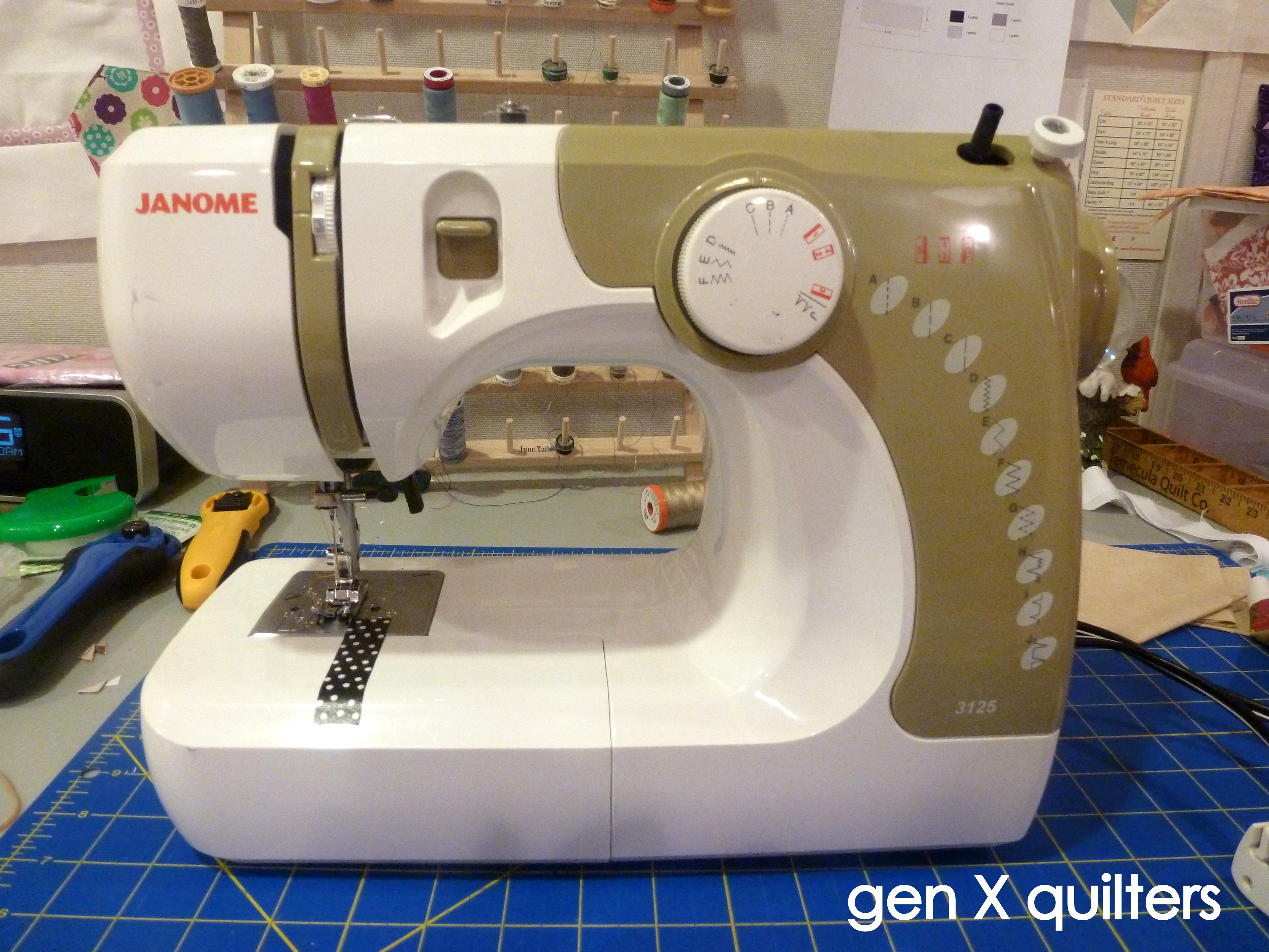 Janome basic machine