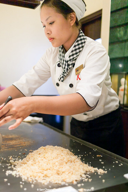 KOBE餐廳鐵板燒料理