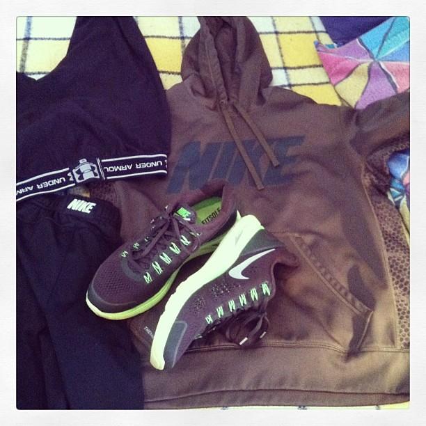 Winter run gear :)