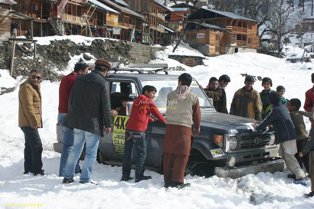 Muzaffarabad Jeep Club Neelum Snow Cross - 8470736535 85d51af42c b