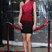Danneel-Harris-Red-Ombre-One-Shoulder-Bandage-Dress_01