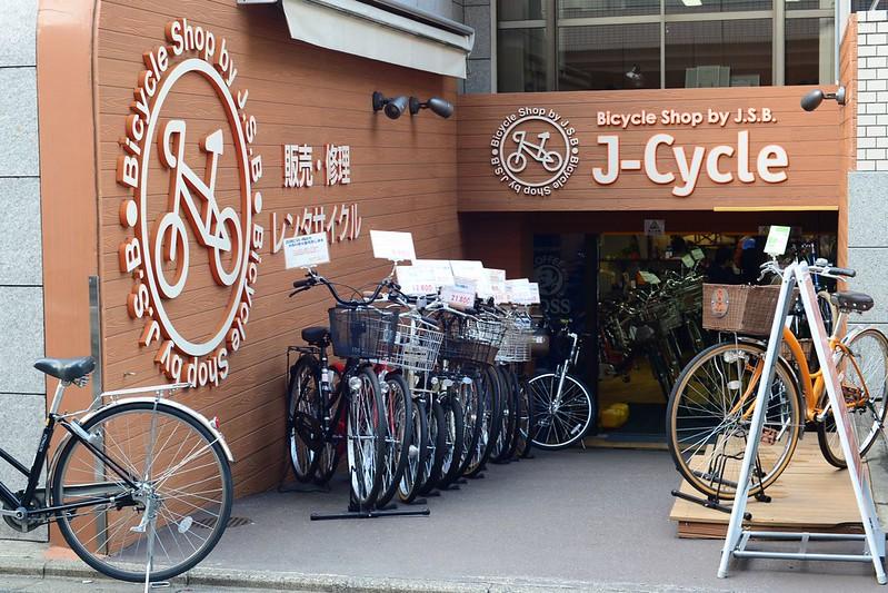 京都單車一日遊